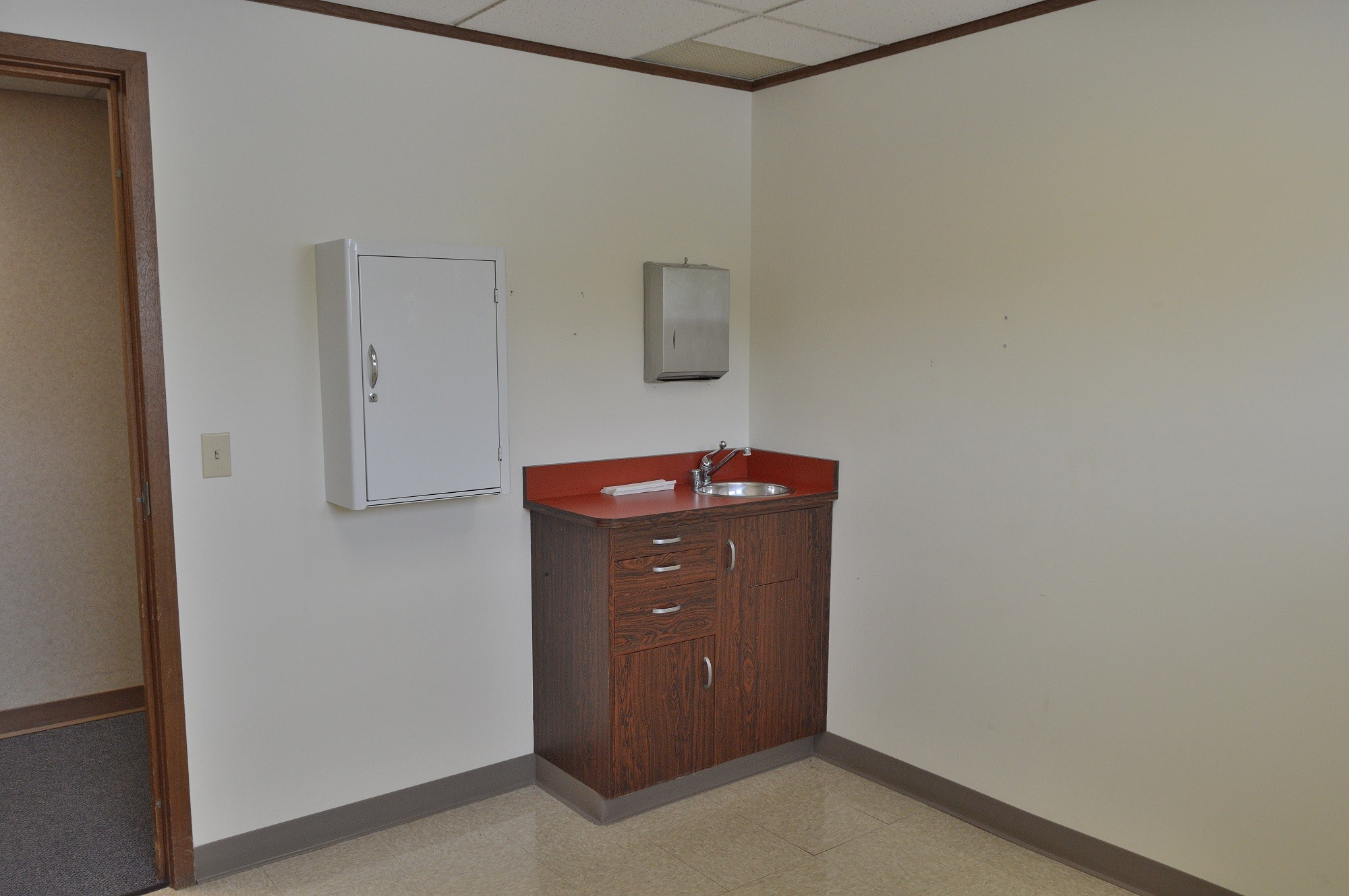 Exam room 2nd view